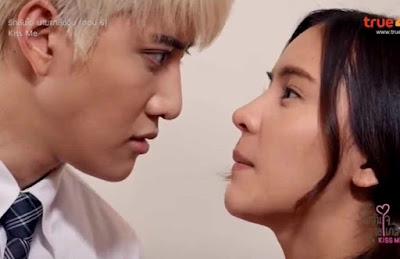 thai drama kiss me casal