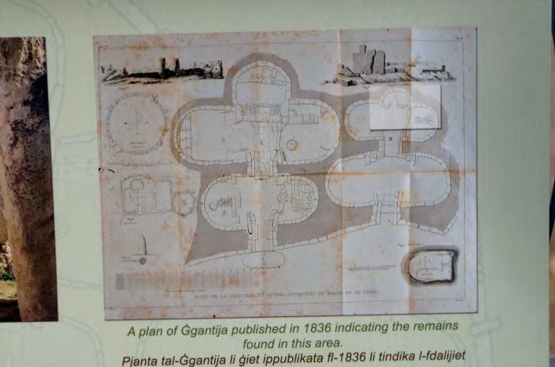 templos megalíticos de Ggantija en Malta, templos prehistoricos de Malta