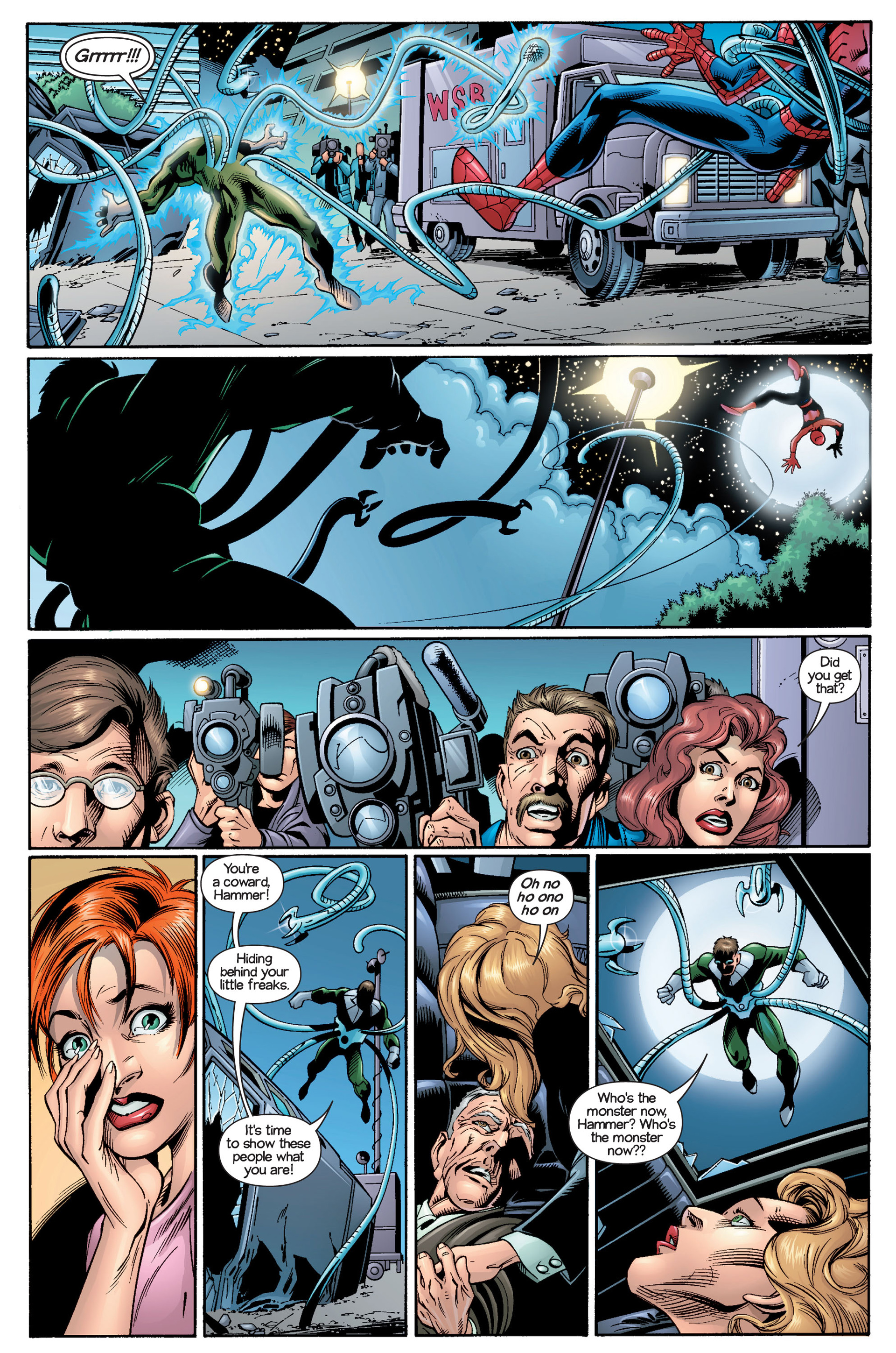 Ultimate Spider-Man (2000) Issue #20 #24 - English 13
