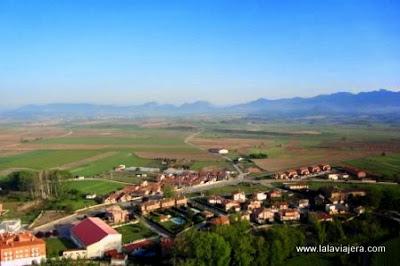 La Rioja en Globo Aerostatico