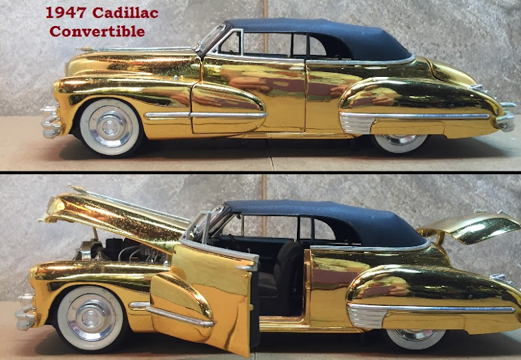 1947 Cadillac Convertible ~