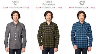 Camisas Levis 29