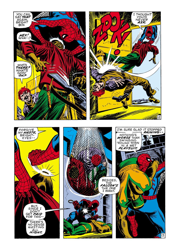 Captain America (1968) Issue #138 #52 - English 13