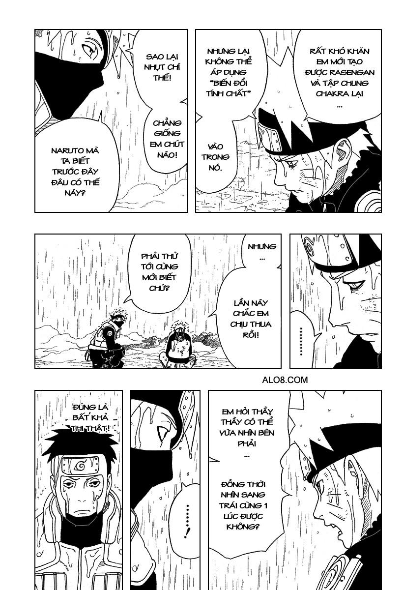 Naruto chap 329 Trang 5 - Mangak.info