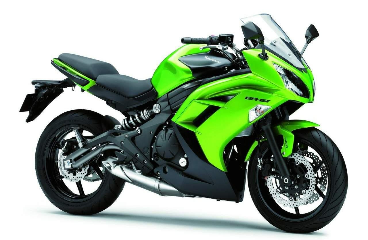 Kawasaki ER6f Ninja 650 Cc 2012