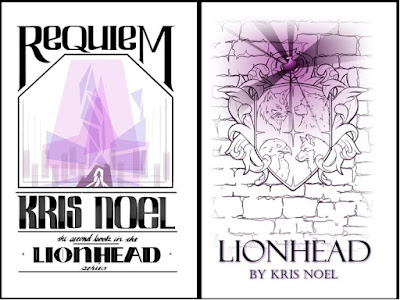 http://www.writerkrisnoel.com/the-lionhead-series.html
