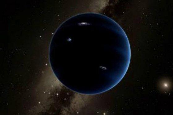 El noveno planeta