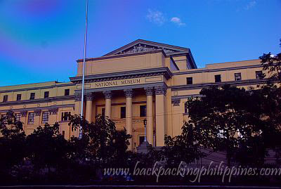 national art gallery manila old senate building