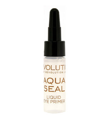 Liquid Aqua Seal Eye Primer Make-up Revolution #Review