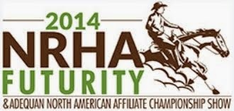 NOW IN USA: NRHA FUTURITY 2014 (28/11 - 6/12)