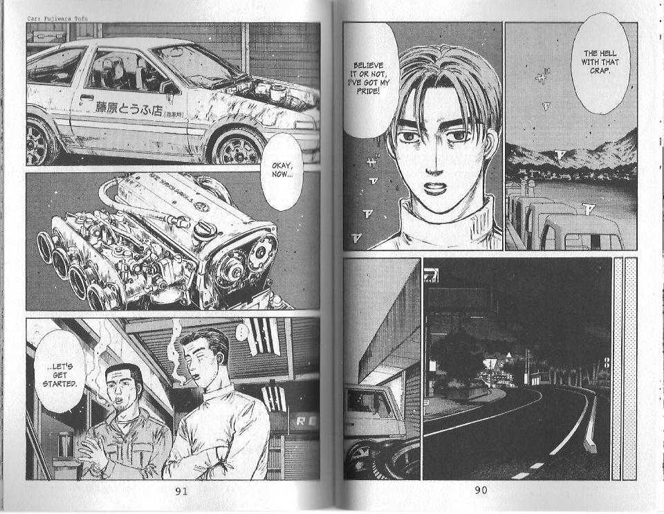 Scan initial d tome 22 vf