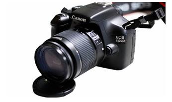 Harga Terbaru Canon DSLR EOS 1100d