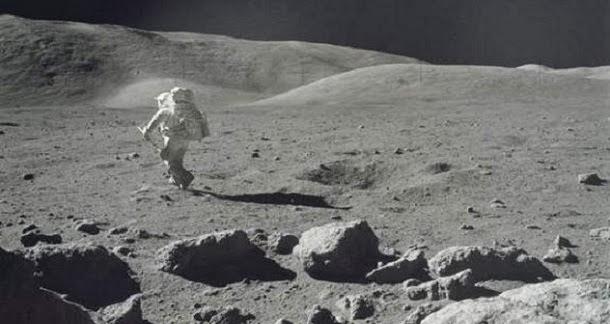 Poeira lunar