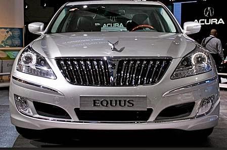 2017 Hyundai Equus Price Release And Design