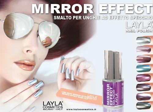 Smalti layla effetto specchio - Smalto effetto specchio ...