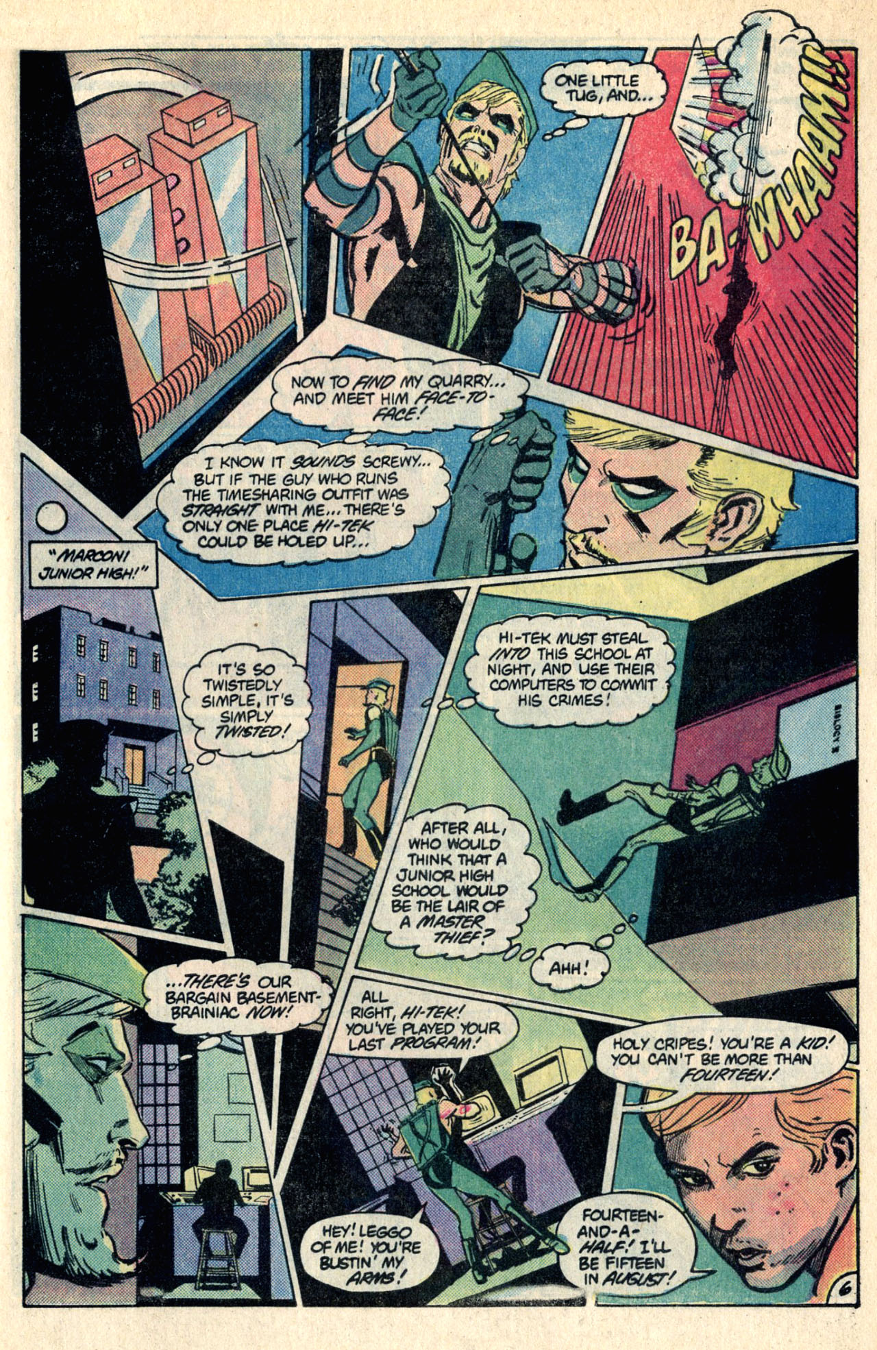 Detective Comics (1937) Issue #522 Page 33