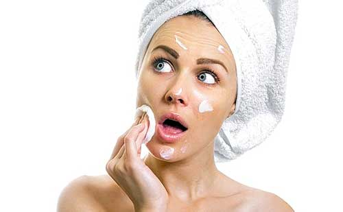 7 Errores que debes evitar al usar cremas faciales