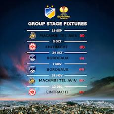 Το Ευρωπαϊκό πρόγραμμα του ΑΠΟΕΛ στο Europa League