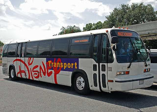 walt disney world rts bus
