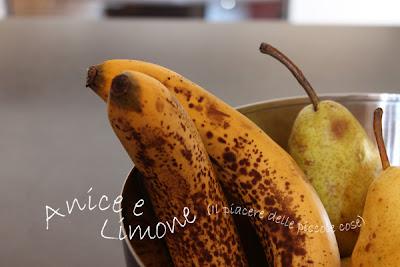 pere e banane
