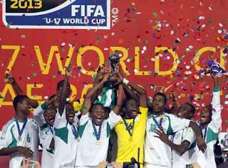Nigeria Juara Piala Dunia U-17 untuk Ketiga Kalinya