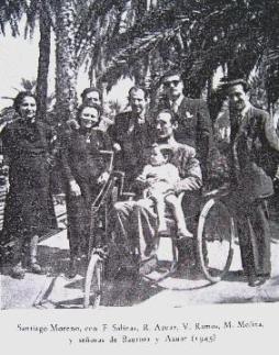 Manuel Molina, Vicente Ramos