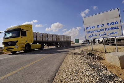 Israel to resume transfer of construction material for NGOs in Gaza