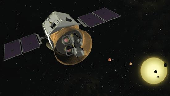 El satélite TESS buscará exoplanetas de tamaño similar a la Tierra
