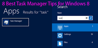 Windows 8 Tips: 8 BEST Task Manager Tips for Windows 8