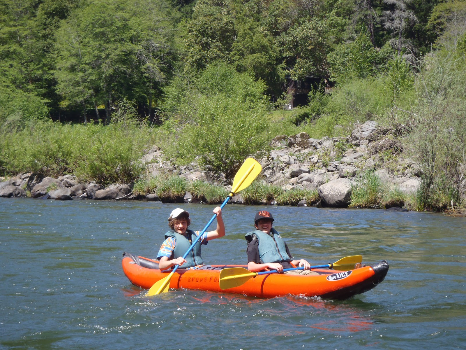 rogue river men Experience rogue river rafting on southern oregon's most popular whitewater rafting river with oars featuring top guides & equipment, tasty meals & more.