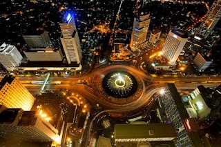 Car Free Night Jakarta