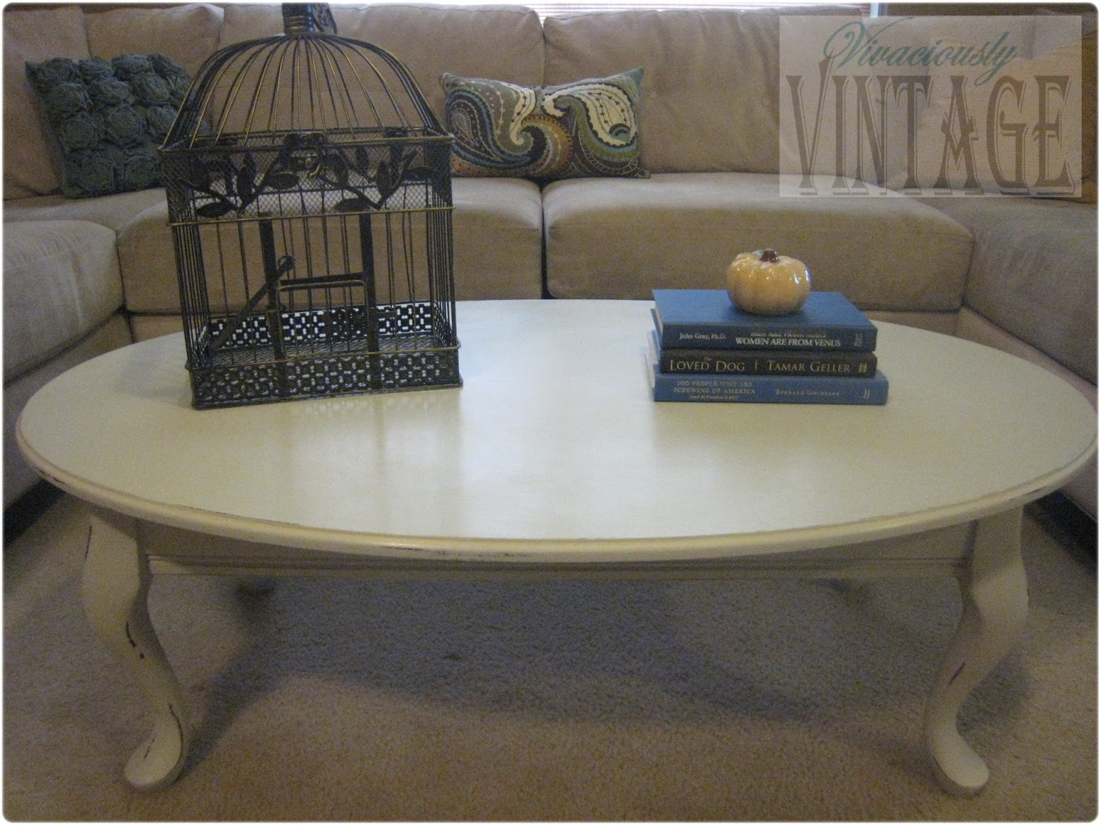 Queen Anne Coffee Table Queen Anne Coffee Table And End Tables