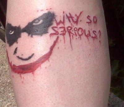 imagens de tattoo de palhaço