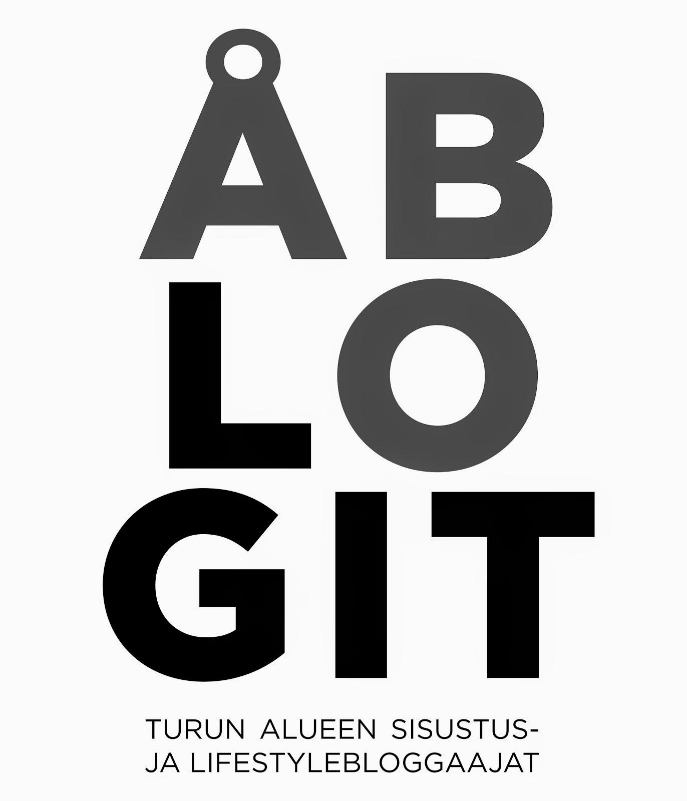 Kotilaituri mukana Åblogeissa