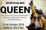 24 Oct Especial Mix de Queen Mix FM 106.5