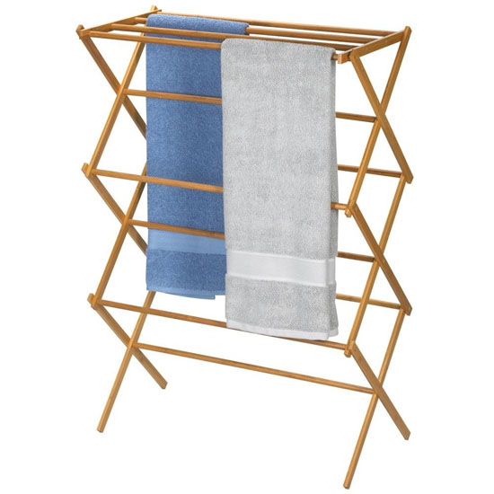 Bamboo Drying Rack7