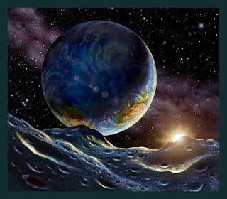Bentuk Bulat Planet Bumi