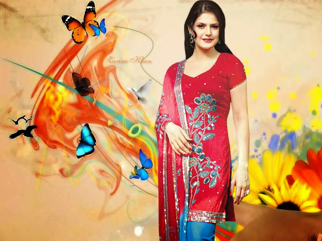 Zarin Khan hot hd wallpapers Free Download