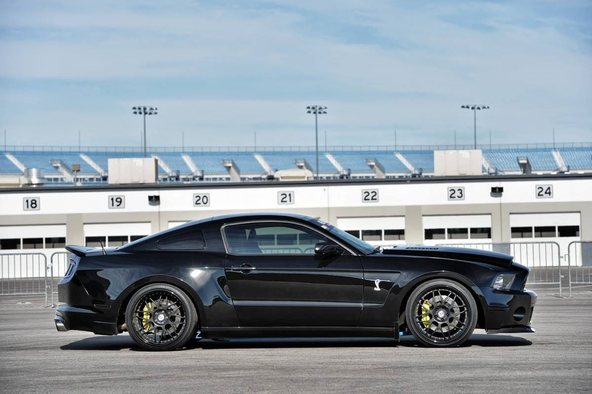 Supercars Show Kenne Bell Mammoth Shelby Gt500 1090hp