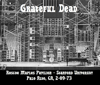 Wall of Sound Grateful Dead 2 09 73