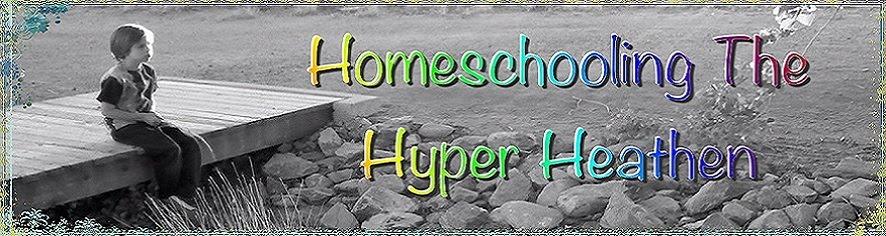 Homeschooling The Hyper Heathen