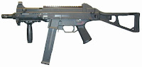 Heckler & Koch UMP Submachine Gun
