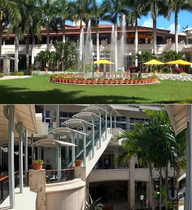 Village of Merrick Park - Coral Gables - Shopping de Luxo na Flórida - Luxury Shopping in Florida