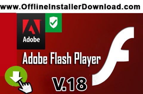 adobe flash player 28 activex offline installer