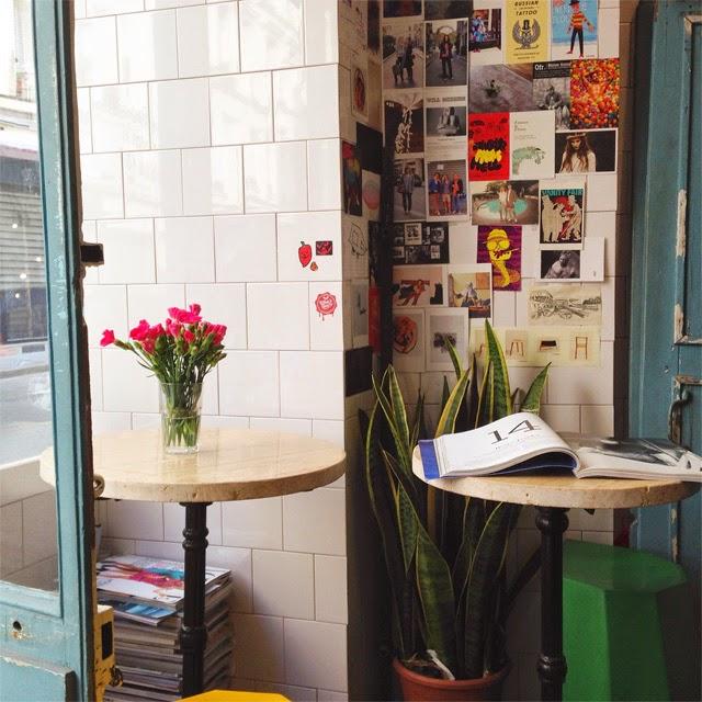 Boot café Paris ©lovmint