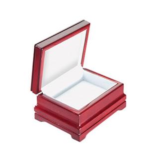 Kotak Perhiasan Merah