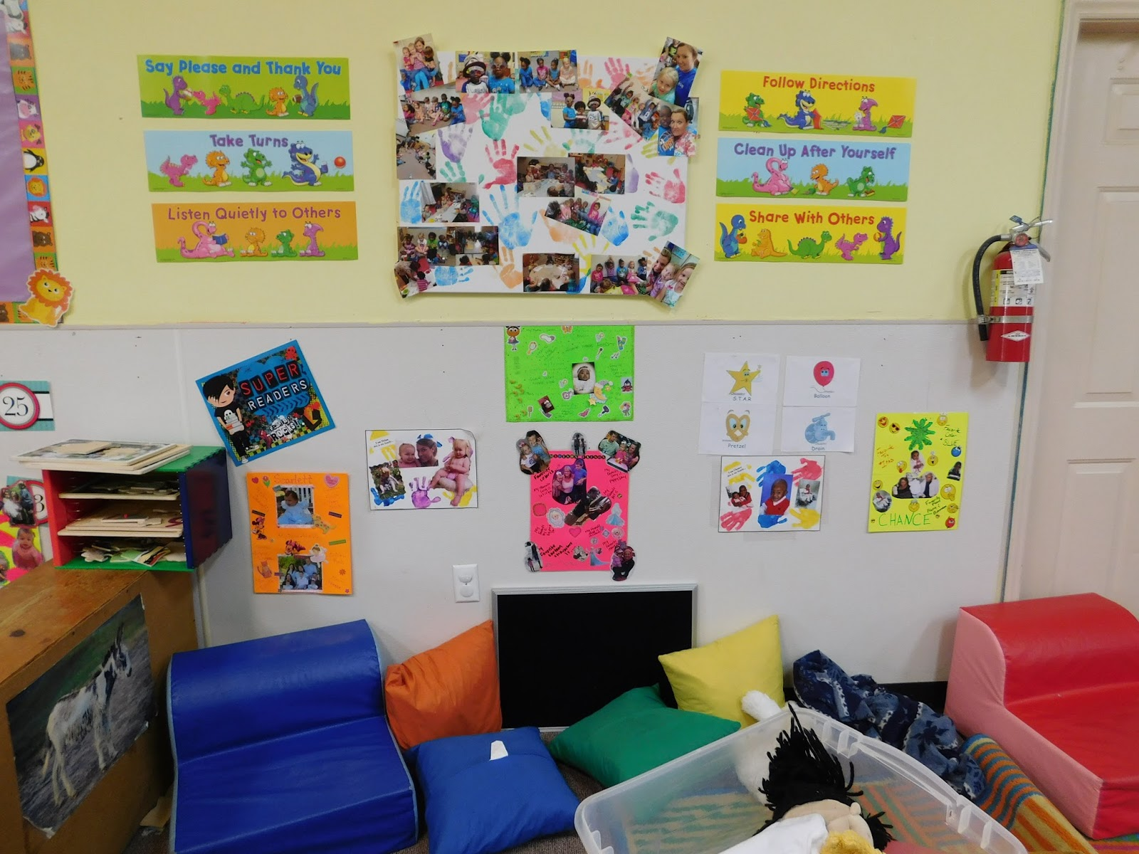 Classroom Decoration Nursery : How to decorate nursery classroom my teachers idea