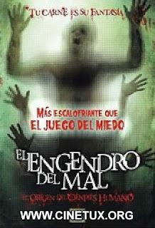 El Engendro del Mal Poster