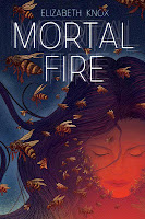 mortal fire by elizabeth knox book cover