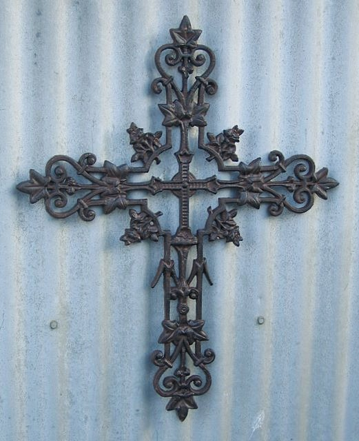 Wholesale crosses home decor wholesale rustic cowboy wall cross buy wholesale wall decor Home decor wall crosses